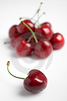 Sweet Cherries Royalty Free Stock Photos - Image: 15114248
