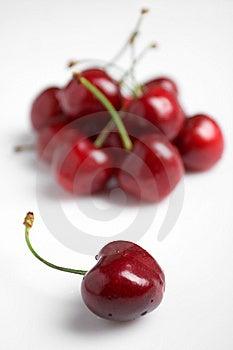 Sweet Cherries Royalty Free Stock Photos - Image: 15114248