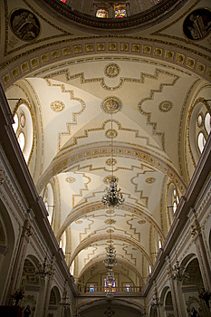 Religious Achitecture Stock Image - Image: 15116421