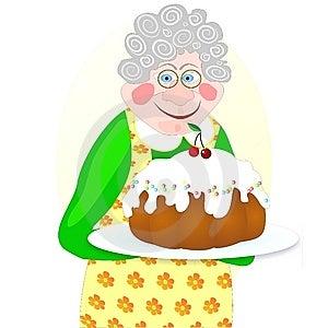 Grandmother Stock Image - Image: 15119561