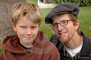 Father And Son Stock Images - Image: 15121944