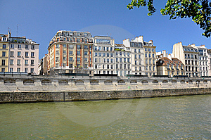 Buildings In Paris France Royalty Free Stock Photos - Image: 15126578
