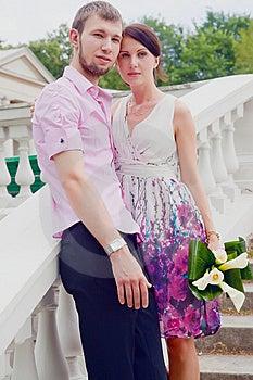 Loving Couple Royalty Free Stock Photo - Image: 15129385