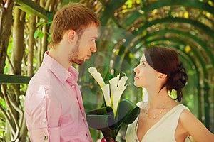 Loving Couple Royalty Free Stock Photos - Image: 15129548