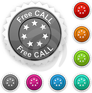 Free Call Award. Royalty Free Stock Photos - Image: 15131718