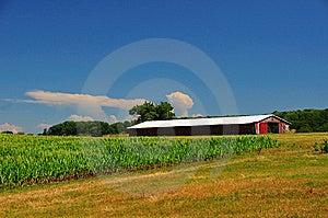 Pennsylvania Farmland Stock Photo - Image: 15132630