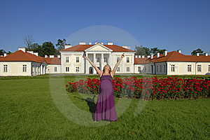 Pregnant Woman Royalty Free Stock Image - Image: 15133776