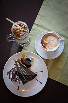 Coffee Time Royalty Free Stock Image - Image: 15138786