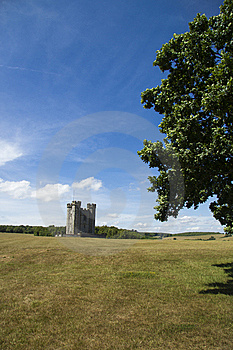 Countryside And Castle Stock Images - Image: 15138874