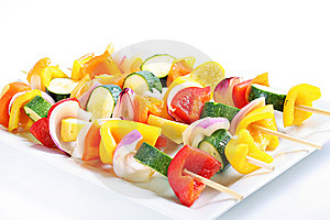 Vegetables For Grillin Royalty Free Stock Images - Image: 15148809