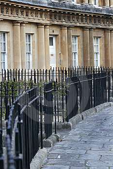 Iron Railings Royalty Free Stock Images - Image: 15149229