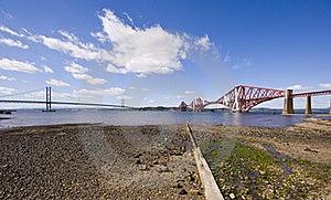 Edinburgh Bridges Royalty Free Stock Images - Image: 15150009