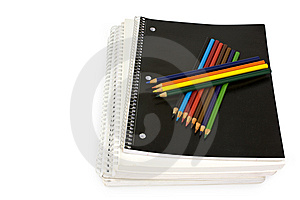 Notebook Royalty Free Stock Photography - Image: 15150567