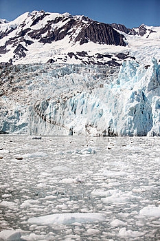 Beautiful Glacier Stock Photos - Image: 15152693