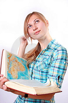 Student . Royalty Free Stock Images - Image: 15153099