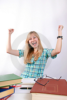 Student . Stock Photography - Image: 15153102