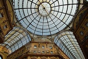 Gallery,Milan Royalty Free Stock Images - Image: 15154129