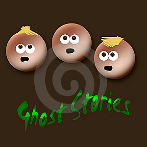 Ghost Stories Stock Photos - Image: 15154563