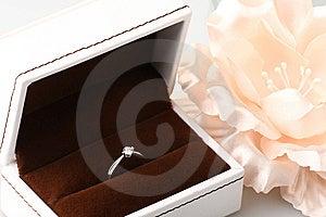 Diamond Ring Royalty Free Stock Photos - Image: 15157088