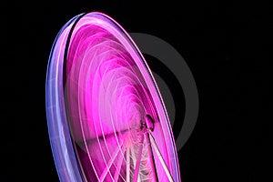 Pink Ferris Wheel Royalty Free Stock Photos - Image: 15157878