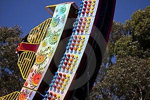 Amusement Ride Stock Image - Image: 15161961