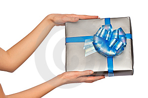 Present Royalty Free Stock Images - Image: 15163669