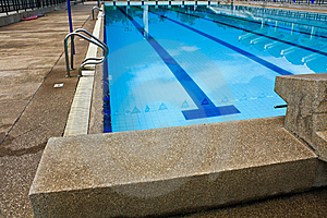 Swimming Pool Royalty Free Stock Photography - Image: 15164177