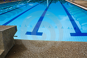 Swimming Pool Stock Photo - Image: 15164190