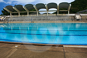 Swimming Pool Stock Photo - Image: 15164270