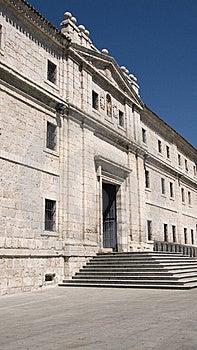 Convento De San Benito. Valladolid. Spain. Stock Images - Image: 15167514