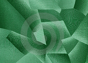 Geometrical Green Background Stock Photos - Image: 15171063