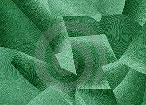 Geometrical Green Background Stock Photos - Image: 15171063
