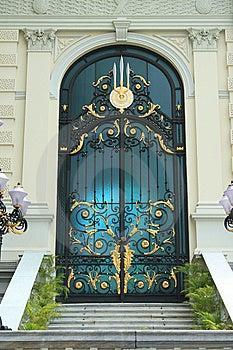 Thai Royal Palace Royalty Free Stock Photography - Image: 15174897