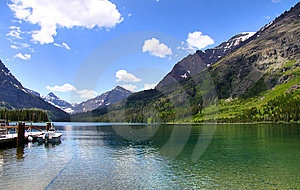 Glacier National Park Royalty Free Stock Photography - Image: 15174977