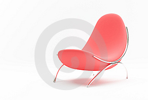 Armchair 3d Royalty Free Stock Photos - Image: 15175138