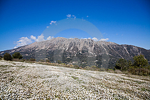 Mountains On Lefkada Island Royalty Free Stock Photo - Image: 15181825