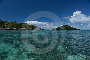 SEMPORNA ISLAND Royalty Free Stock Photos - Image: 15183038