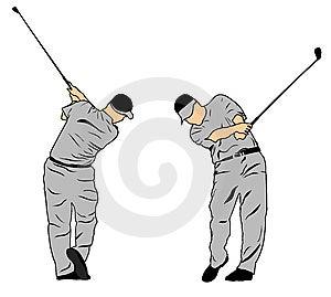 Golf Swing Stock Photos - Image: 15183223