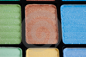Make-up Eyeshadows Stock Photography - Image: 15183512