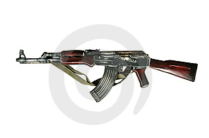 Ak 47 Royalty Free Stock Photos - Image: 15184658