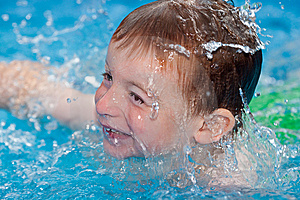 Water Fun Royalty Free Stock Image - Image: 15185716