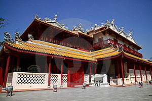 Bang Pa-In Royal Palace Stock Photography - Image: 15186932