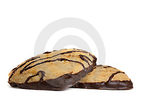 Heart Cookies Stock Images - Image: 15191814