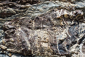 Rock Stone Pattern, Textured Backgrounds Royalty Free Stock Images - Image: 15192019