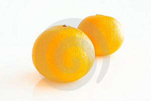 The Tangerines. Royalty Free Stock Photo - Image: 15192075