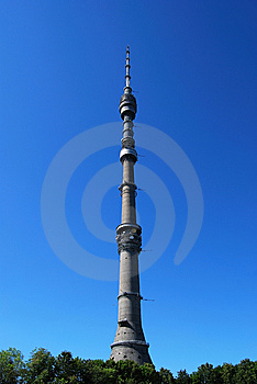 Television Tower Royalty Free Stock Photos - Image: 15194058