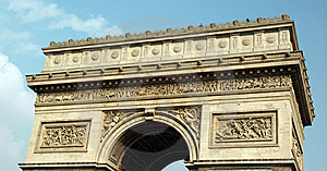 Triumphal Arch Stock Images - Image: 15196784