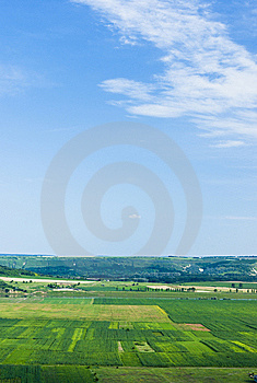 Country Landscape Royalty Free Stock Photos - Image: 15198398