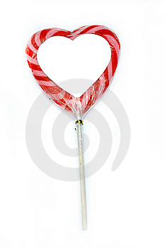 Candy On Stick Royalty Free Stock Images - Image: 15199379