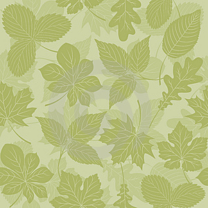 Seamless Floral Background Stock Image - Image: 15199551